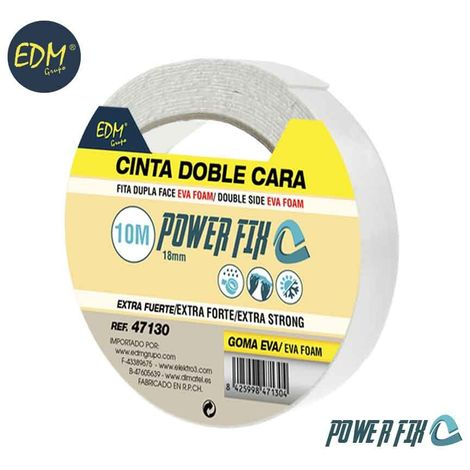 Cinta doble cara 10m x 18mm