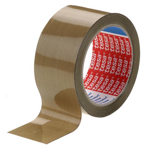 Cinta Embalaje Pack Transp - TESA - 4089-42 - 132 MX50MM