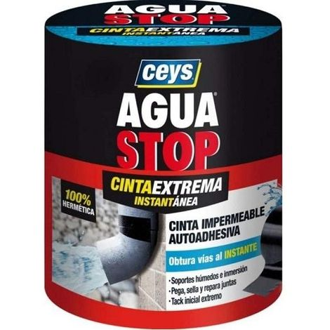 Cinta Extrema Instantanea Ceys Agua Stop 48 mm x 18 m