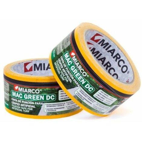 Cinta fijacion Cesped Artificial Macgreen 50mm x 10mt Miarco 17741