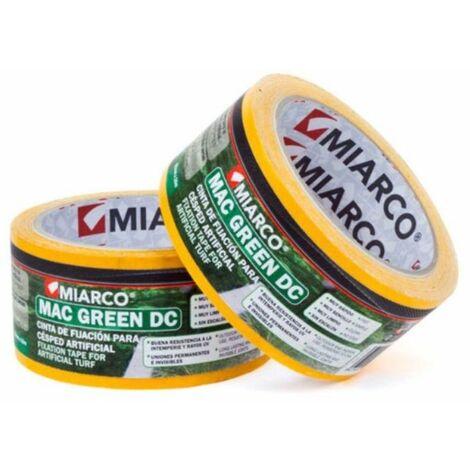 Cinta fijacion Cesped Artificial Macgreen 50mm x 25mt Miarco 17742