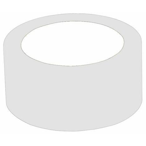 Cinta PVC adhesiva BLANCO 33 m x 50 mm - ADVANCE : 161928
