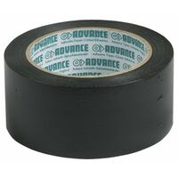 Cinta PVC adhesiva negra 50 mm - ADVANCE : 161911