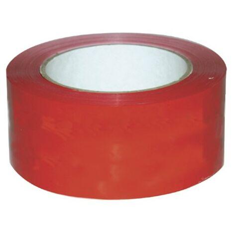 Cinta PVC adhesiva ROJO 33 m x 50 mm - ADVANCE : 162192