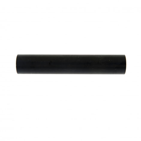 "main image of ""CINTACOR - BASTONE PER TENDE IN METALLO NERO 28mm 200cm"""