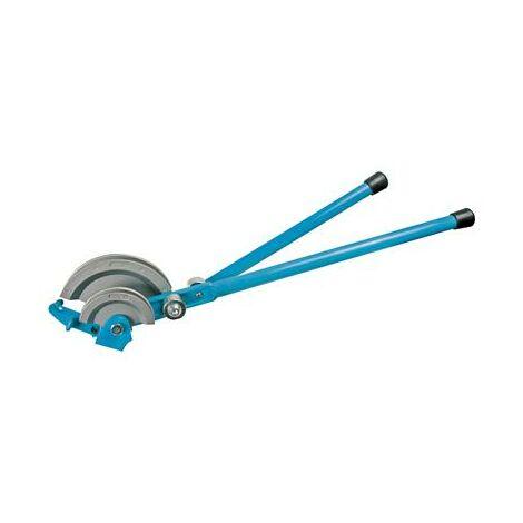 Cintreuse à guide pour tubes de cuivre de 15 et 22 mm