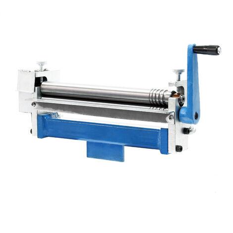 Cintreuse à trois rouleaux pour pièces à usiner jusqu'à 300 mm Rouleuse Plieuse Usinage de tôle