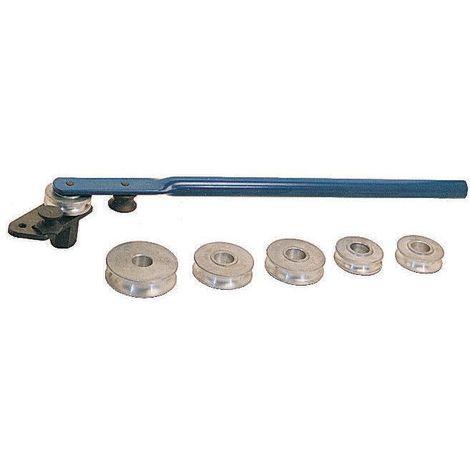 Cintreuse à tuyaux acier inoxydable, diamètre 6, 8, 10, 12, 14, 15, 16, 18 mm