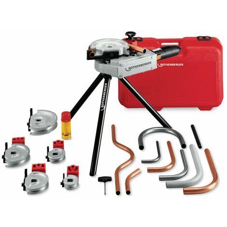 Cintreuse électrique Robend 4000 12-14-16-18-22-28 mm CU FE
