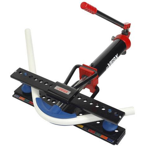 Cintreuse hydraulique manuelle pour tube multicouche Ø 40 à 63 mm - 240249