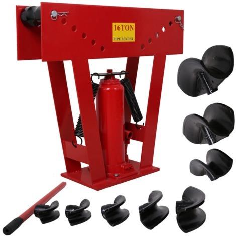 Cintreuse hydraulique pour tubes 16 Tonnes- tubes, tuyau