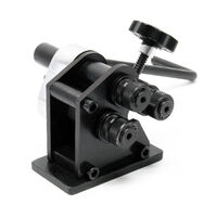 Cintreuse manuelle à rouleaux Rayon de courbure de 70 mm & Longueur de poignée de 343mm Sertissage