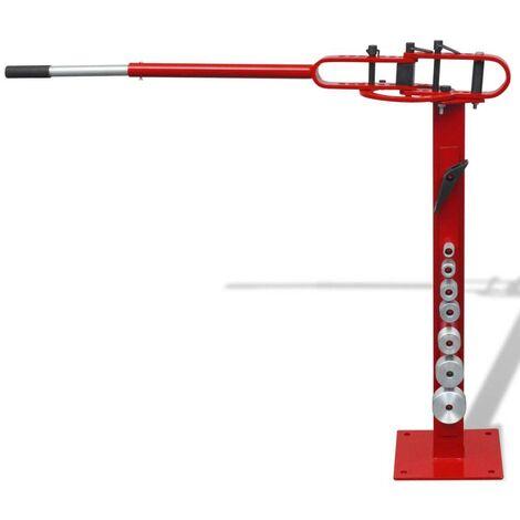Cintreuse manuelle à fixer au sol pour tube en acier HDV03909