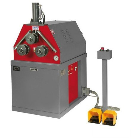Cintreuse manuelle et hydraulique E 65 H3V/1 - 400V 1100W - 20700303 - Sidamo - -
