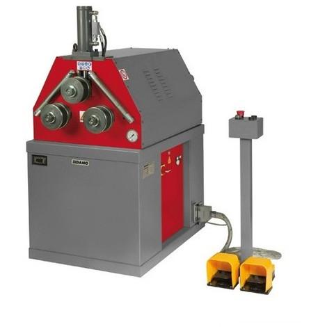 Cintreuse manuelle et hydraulique E 65 MV/1 - 400V 1100W - 20700300 - Sidamo - -