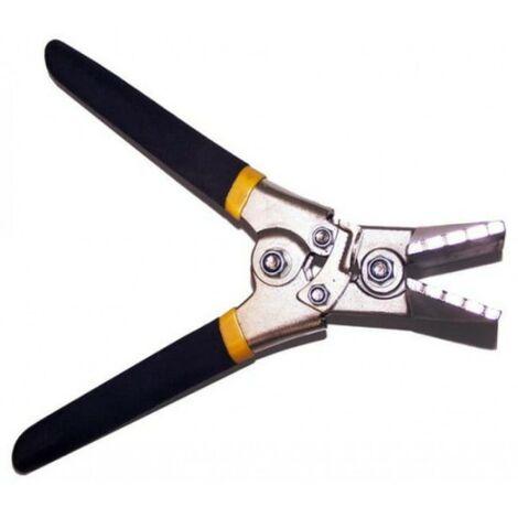 Cintreuse manuelle pour tôle 80 mm droite