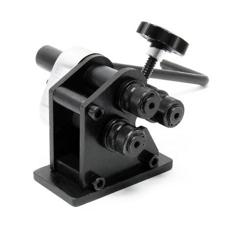 Cintreuse manuelle � rouleaux Rayon de courbure de 70 mm & Longueur de poign�e de 343mm Sertissage