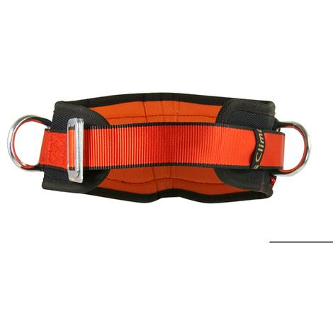 Cinturon Seguridad 25 Cn Con Mosqueton + Cuerda - NEOFERR - Pt1085