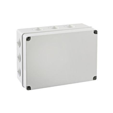 C.IP65-IP67 328X239X129 C|CONOS TAPA OPACA IDE EV322