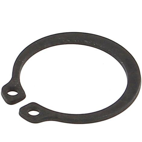 Circlips Extérieur Acier Noir DIN 471