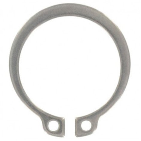 Circlips extérieur D. 12 mm INOX A2 - Boite de 100 pcs - Diamwood CIREX12A2 - -