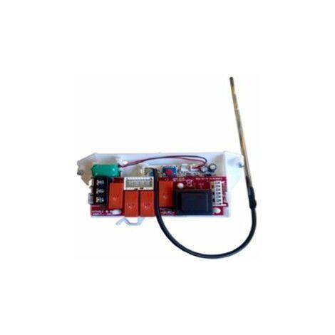 Circuit ACI pour chauffe eau 150/200L Tri 400V