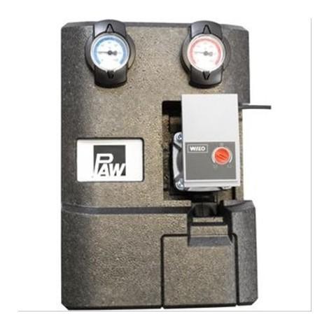 Circuit de chauffage direct HeatBlocECO avec circulateur Wilo Yonos Para RS25-6