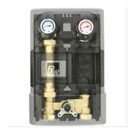 Circuit de chauffage K32 DN25 mélangeur 3 voies sans pompe