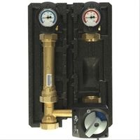 Circuit de chauffage mélangé HeatBlocECO sans circulateur