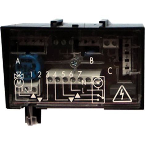 Circuit imprimé boîte connexion Réf. F3AA40377