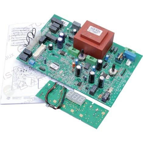 Circuit imprimé principal Sur NIAGARA DELTA 24-28 CF-FF Réf. 61307041 ARISTON THERMO