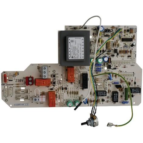 Circuit imprimé Sur CELTIC - TIG - FLEXIFLAMME Réf. 61009660 ARISTON THERMO