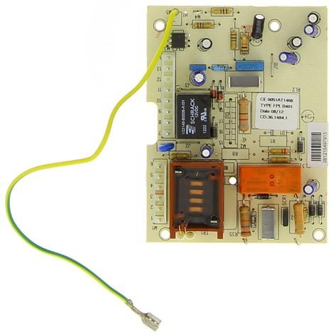 Circuit ionisation CF-VMC Sur NIAGARA23/28CF Réf. 60084593 ARISTON THERMO