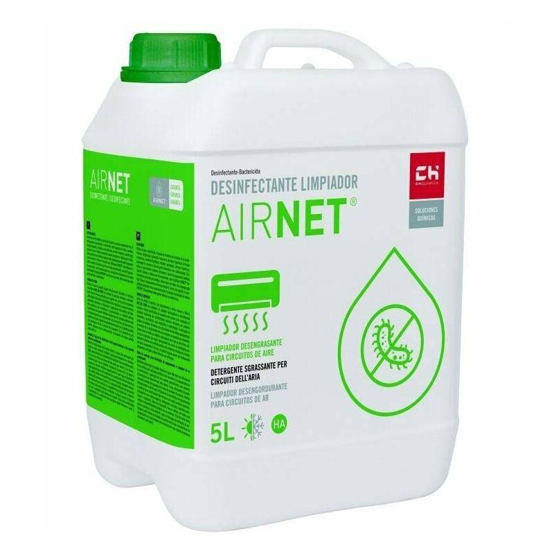 Image of Reporshop - circuiti d'aria sgrassante disinfettante battericidi Airnet disinfettante Cleaner