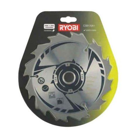 Circular saw blade RYOBI 170mm 12 teeth CSB170A1