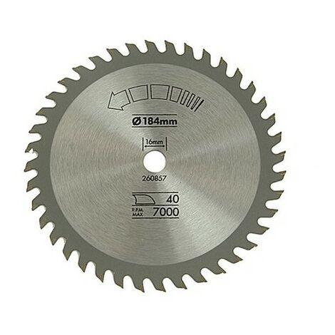 Circular Saw Blades 184mm