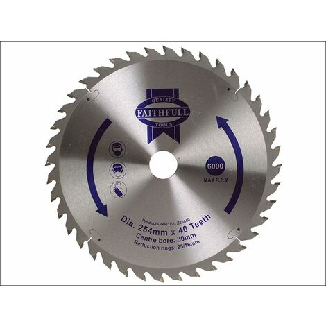 Circular Saw Blades TCT 254mm