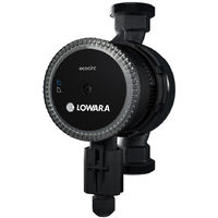 Circulateur à Haut Rendement 25-60 180 ecocirc Lowara BASIC chauffage, ventilation et circulation de l'eau chaude