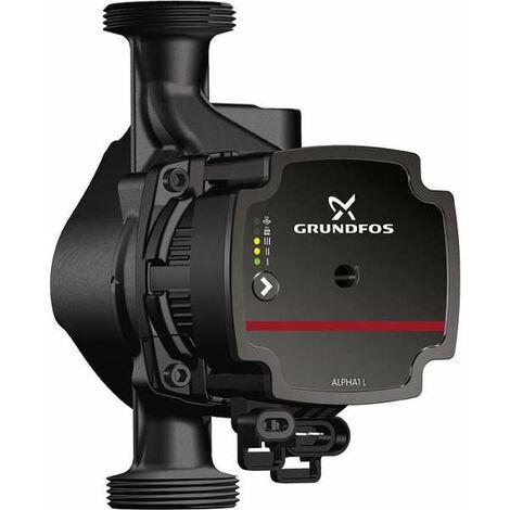 Circulateur Alpha1 L 25-60 - Entraxe 180 mm - M 1'1/2 - Grundfos