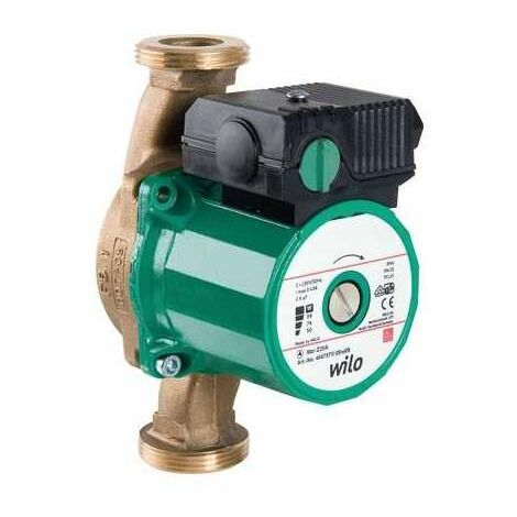 """Circulateur pour eau chaude sanitaire Star-Z 20/1(15-130) - Entraxe 130 mm - Mâle / Mâle - 1 - Wilo"""""""""""