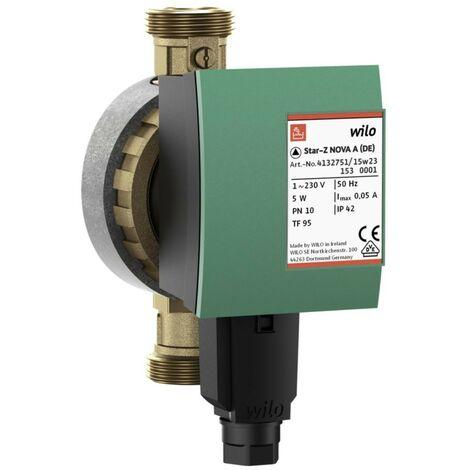 Circulateur domestique bouclage eau chaude sanitaire Z25 / 6 MONO 230V réf. 4047573