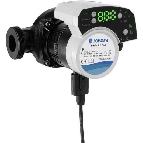 Circulateur Ecocirc XL 25-60 G 1''1/2 Réf 605009150'' XYLEM WATER SOLUTIONS FRANCE