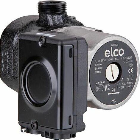 Circulateur Elco 65 000 729 type UPER 15-40/130 AO