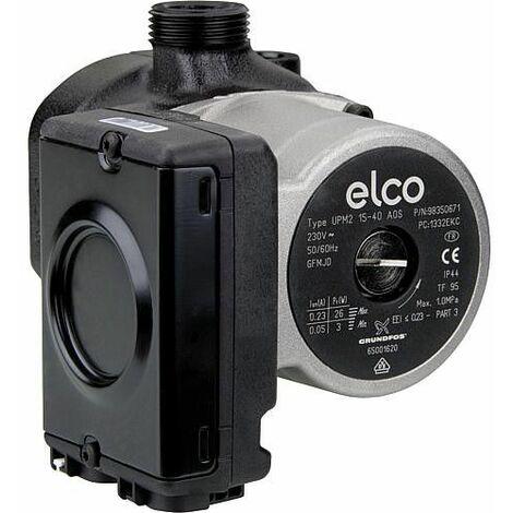 circulateur elco Type UPM 15-40/130