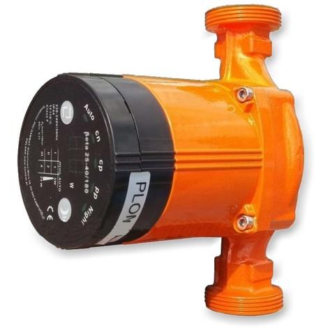Circulateur électronique BET 25 – 60 / 180 pour chauffage central CLASSE A