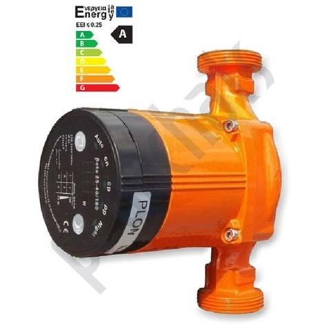 Circulateur électronique BET 25 – 80 / 180 pour chauffage central CLASSE A