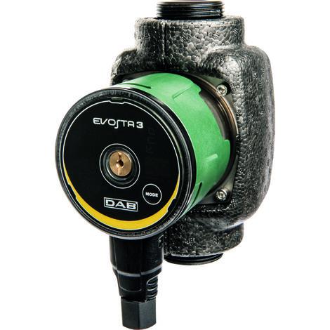 Circulateur électronique DAB EVOSTA 3 pour installation de chauffage - EVOSTA 3 40/180