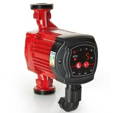 Circulateur électronique NEWRS 25-40 / 130 à haute rendement énergétique pour chauffage central