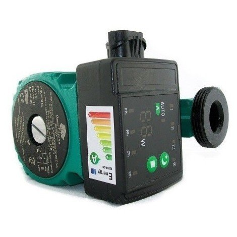 Circulateur électronique OMEGA 32 – 60 / 180 pour chauffage central classe A