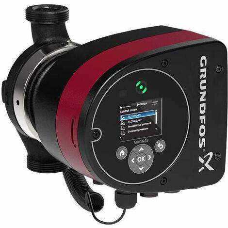 Circulateur GRUNDFOS Magna3 32 - 60 entraxe 180 mm 1 x 230V PN10 Ref 97924255